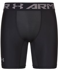 Under Armour - Compression Shorts - Lyst