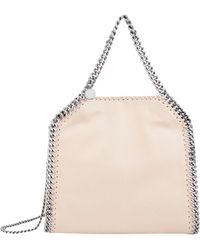 Stella McCartney - Mini Falabella Fold Over Tote Bag - Lyst