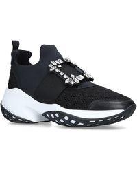 Roger Vivier Viv Run Sneakers
