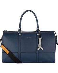 Ted Baker - Leather Radical Holdall - Lyst