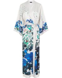 Meng - Belted Robe - Lyst
