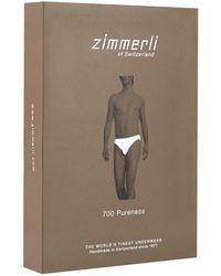 Zimmerli - 286 Sea Island Trunks - Lyst