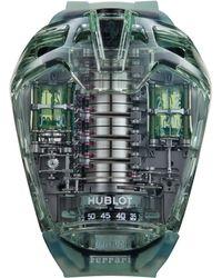 Hublot - Green Sapphire Mp-05 Laferrari Watch - Lyst