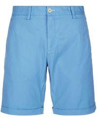 GANT - Chino Shorts - Lyst