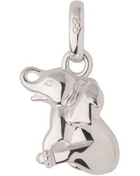 Links of London - Sterling Silver Elephant Charm - Lyst