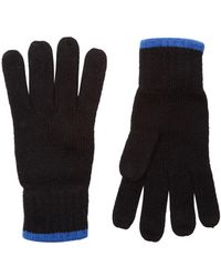 Dents - Knitted Gloves - Lyst
