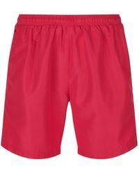 BOSS Green - Seabream Logo Swim Shorts - Lyst