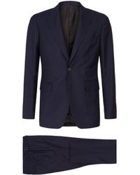 Burberry - Slim Fit Two-piece Suit - Lyst