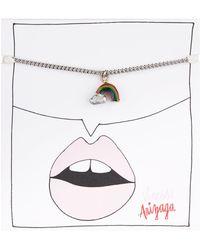 Venessa Arizaga - Rainbow Cloud Bracelet - Lyst