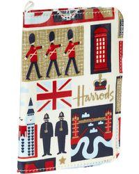 Harrods - Iconic London Passport Cover - Lyst