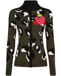 Rossignol - Wenatchee Zip Front Sweater - Lyst