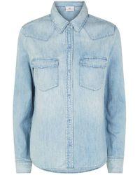 AG Jeans - Deanna Denim Shirt - Lyst