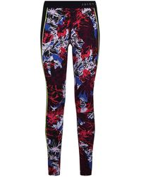 Juicy Couture - Floral Leggings - Lyst