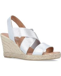 Carvela Kurt Geiger - Shady Wedge Sandals - Lyst