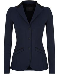 Cavalleria Toscana - Notched Lapel Riding Jacket - Lyst