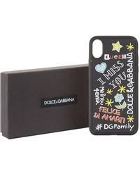 Dolce & Gabbana - Mural Print Iphone 7/8 Case - Lyst