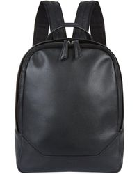 Harrods - Leather Backpack - Lyst