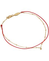 RedLine - Honoured Double Bracelet - Lyst