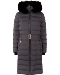 Burberry - Down Padded Puffer Coat - Lyst