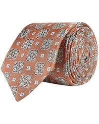 Eton of Sweden - Mosaic Tie - Lyst