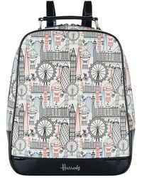 Harrods - Balloons And Bicycles Backpack - Lyst