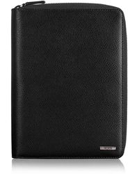 Tumi - Leather Travel Wallet - Lyst
