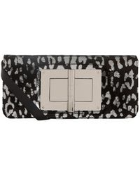 Tom Ford - Sequin Natalia Clutch Bag - Lyst