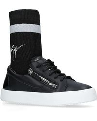 Giuseppe Zanotti - Ankle Sock Trainers - Lyst