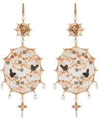 Annoushka - Dream Catcher Large Earrings - Lyst