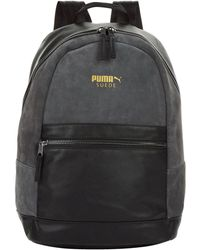 PUMA - Suede Lux Backpack - Lyst
