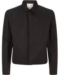 Stephan Schneider - Cropped Shirt - Lyst