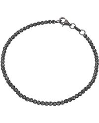Carolina Bucci - Black Gold Disco Ball Bracelet - Lyst