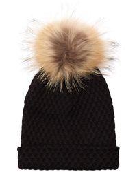 Claudie Pierlot - Pom Pom Beanie Hat - Lyst