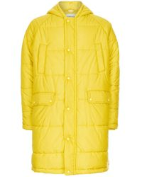 A Kind Of Guise - Longline Puffer Jacket - Lyst