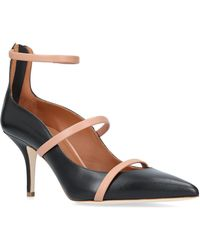 Malone Souliers - Leather Robyn Court Shoes 70 - Lyst