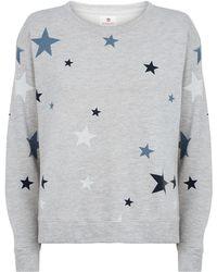 Sundry - Star Sweater - Lyst