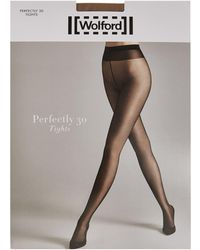 Wolford - Perfectly 30 Tights - Lyst