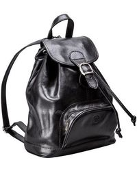 Maxwell Scott Bags | Sparano Leather Women Backpack | Lyst