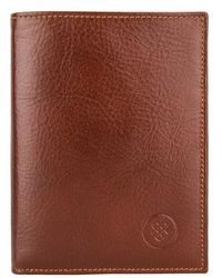 Maxwell Scott Bags - Salerno Card Wallet - Lyst