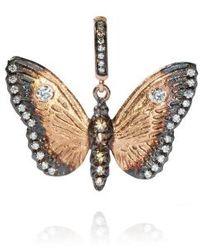 Annoushka Mythology Butterfly Amulet