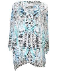 Octavia Hix - Novello Shirt Mosaic - Lyst