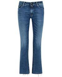 Replay - Dominiqli Straight-leg Jeans - Lyst