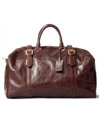 Maxwell Scott Bags - Flerol Luggage Bag - Lyst