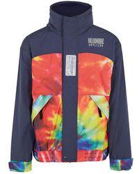BBCICECREAM - Tie-dye Hooded Shell Jacket - Lyst