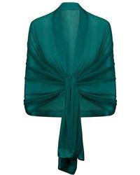 Ghost - Zara Shawl Emerald Sea - Lyst