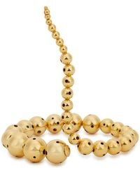 Paula Mendoza - Nereus Gold-Plated Bracelet - Lyst