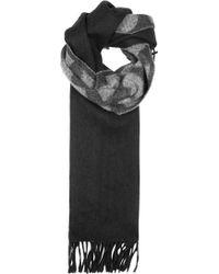 Etudes Studio - Hallucination Jacquard Wool Blend Scarf - Lyst