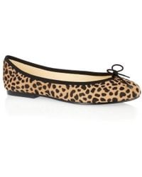 French Sole - India Calf Hair - Lyst