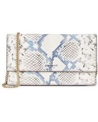 Kate Spade - Hayes Street Brennan Leather Pouch - Lyst