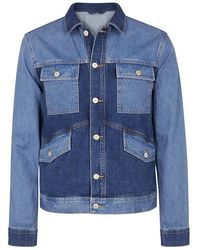 PS by Paul Smith - Patch Pocket Jacket - Lyst
